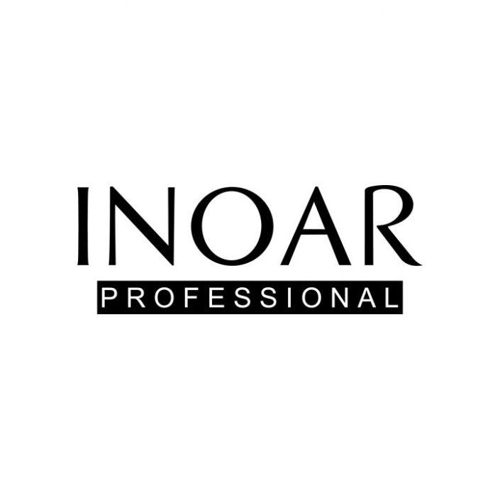 Plauku tiesinimas ir gydymas Inoar keratinais Moroccan, Ghair ir Botohair