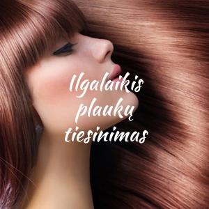ilgalaikio plauku tiesinimo keratinu kuponas groziolinija